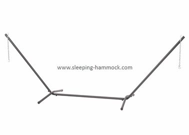 China Easy Portable Camping Modern Travel Metal Arc Hammock Stand For Double Hammock 150kgs Capacity factory